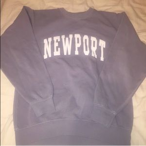 Brandy Melville Newport sweatshirt